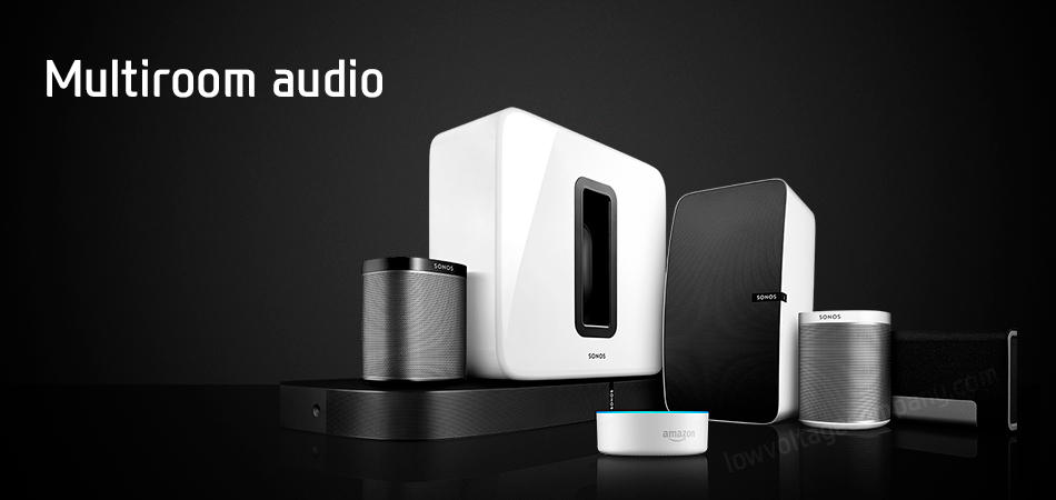 Multiroom audio
